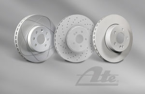 Continental ATE rotors