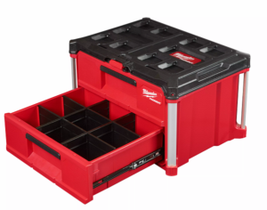 Milwaukee Tool PackOut drawers