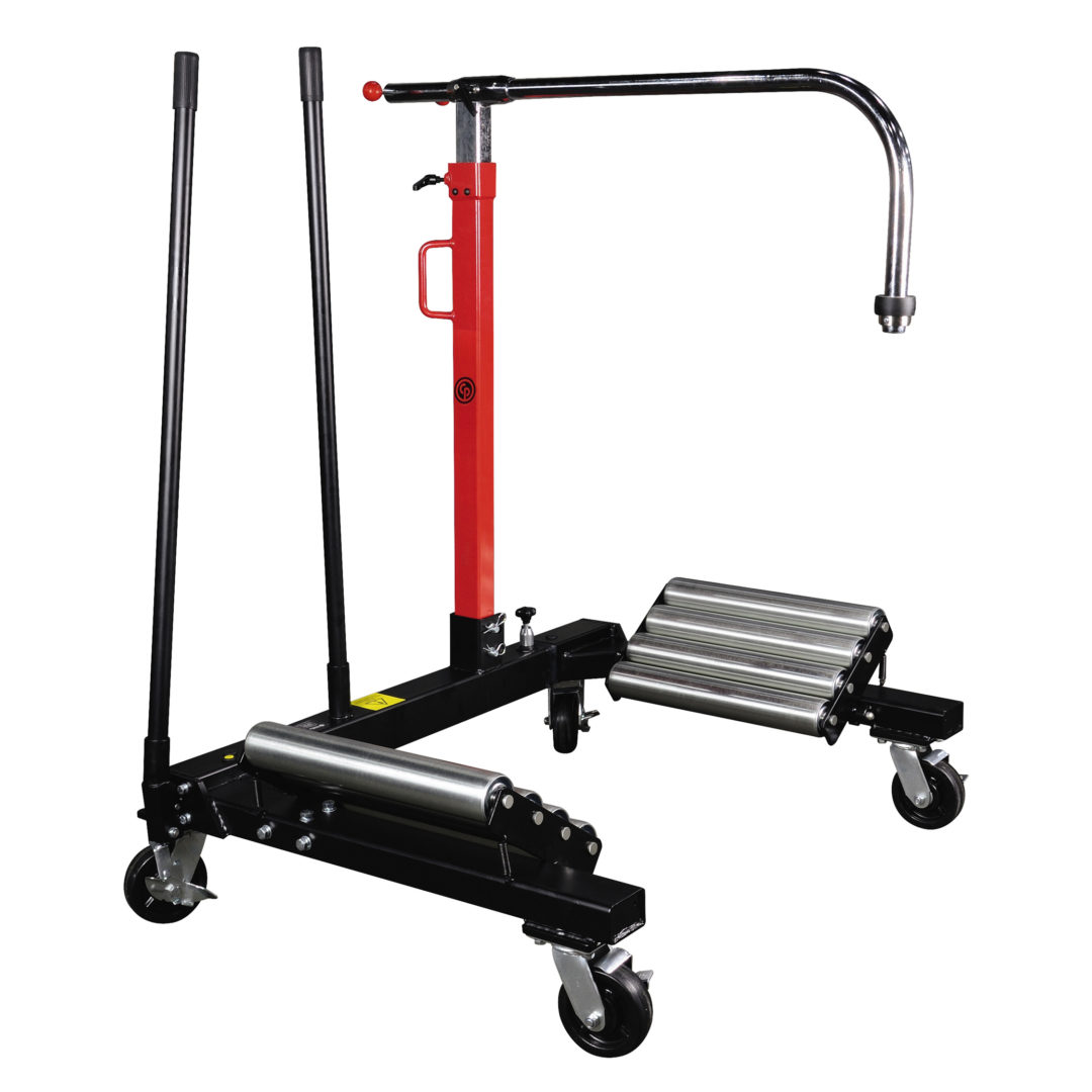 1.2-Ton Wheel Dolly From Chicago Pneumatic