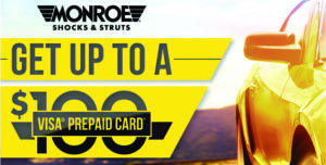 $100 for 100th: Monroe Holds Promotion to Celebrate Anniversary