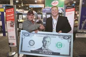 2015 AAPEX: Gates Awards $5,000 in 'Deal of the Century' Contest