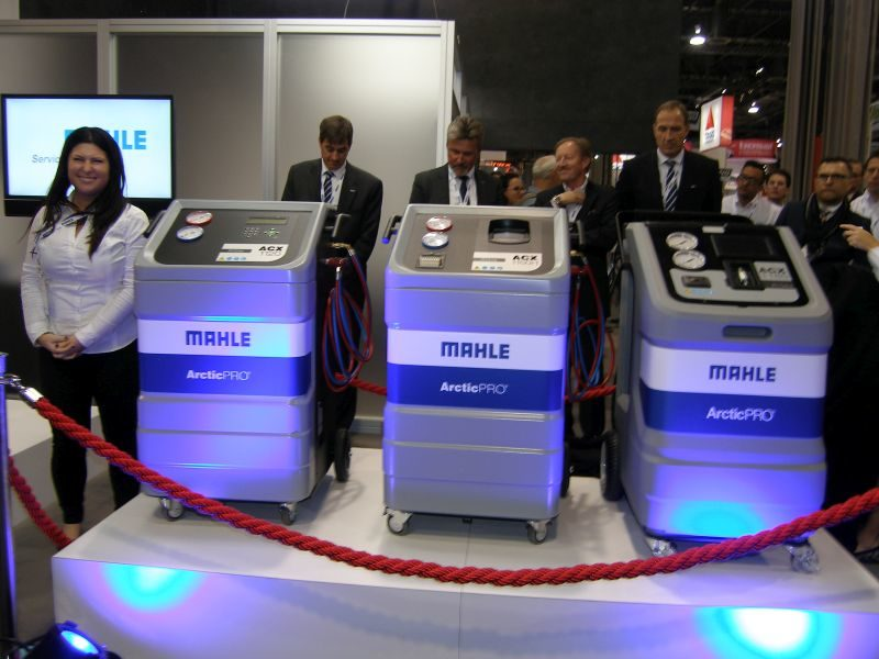 2015 AAPEX: Mahle Adds to ArcticPro A/C Line