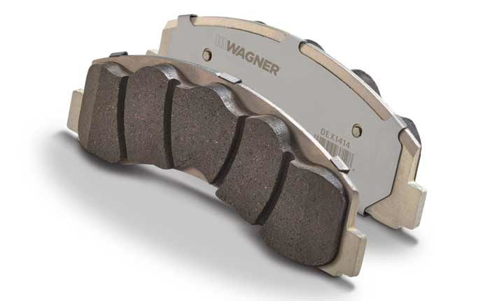 2015 AAPEX: Wagner Unveils Brake Pads For LTs, SUVs and CUVs