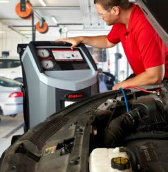 A/C Service Tips: R-1234fy Requires Changes to Schedules, Labor Rates