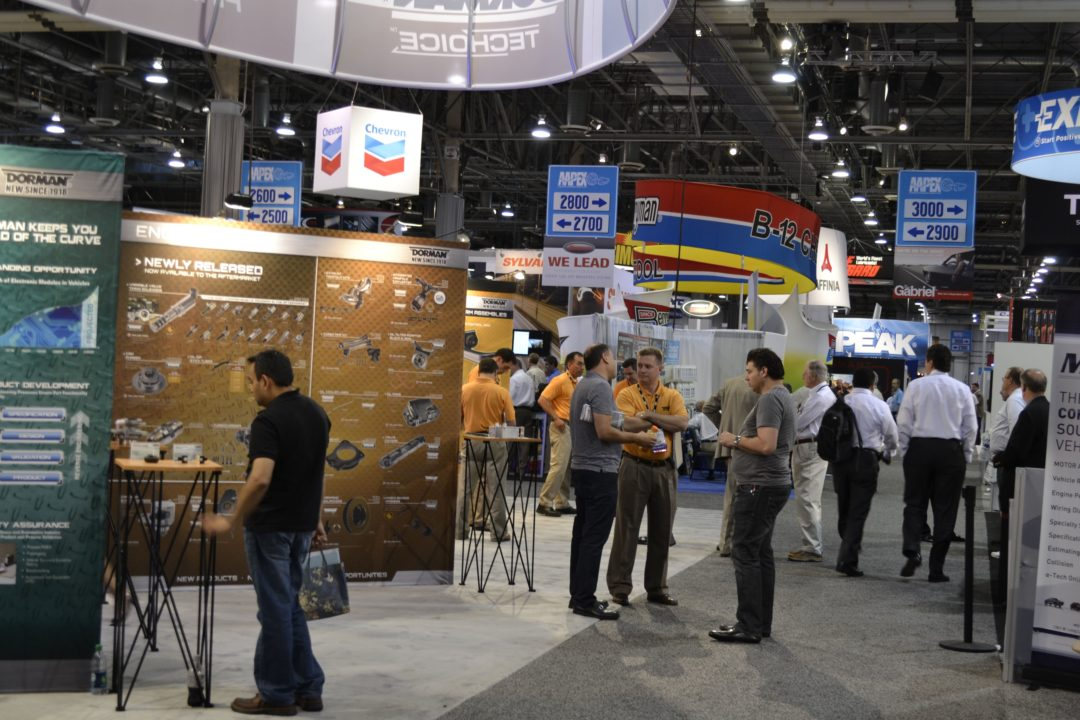 AAPEX 2012: Exhibitor numbers rise, 660 are first-time