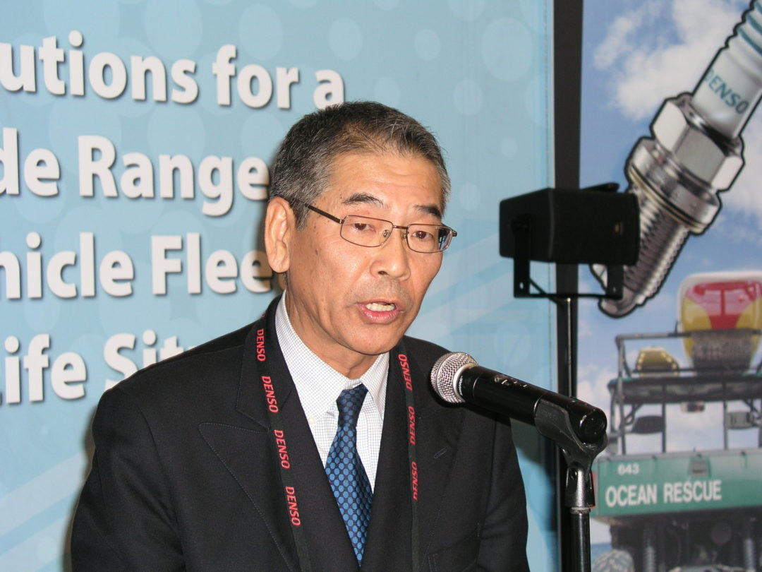 AAPEX aftermath: DENSO U.S. celebrates 40 years