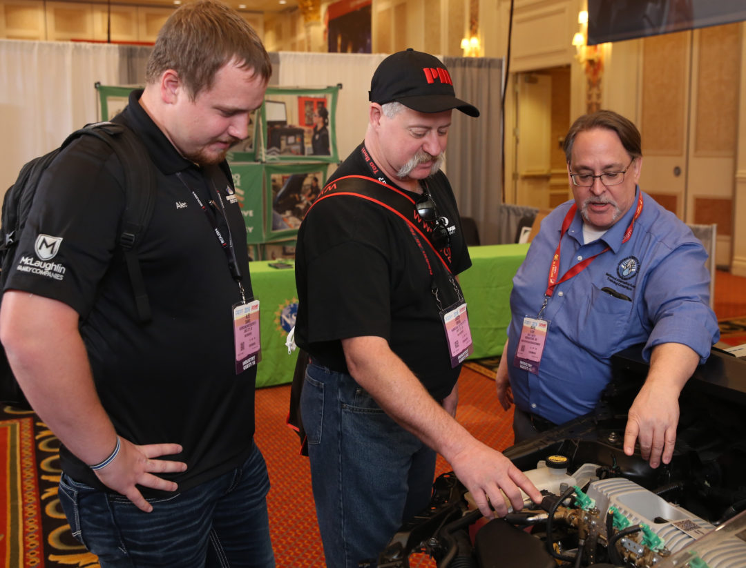 AAPEX Mobility Garage Puts the Focus on Training