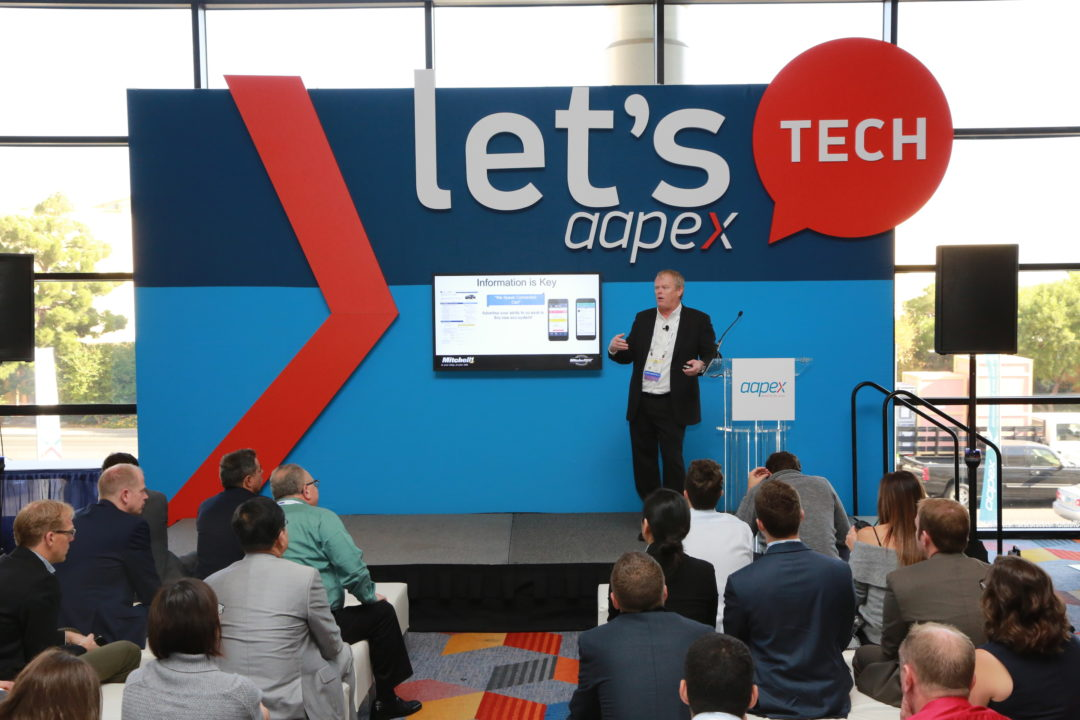 AAPEXedu Sessions Focus on Impact of Technology