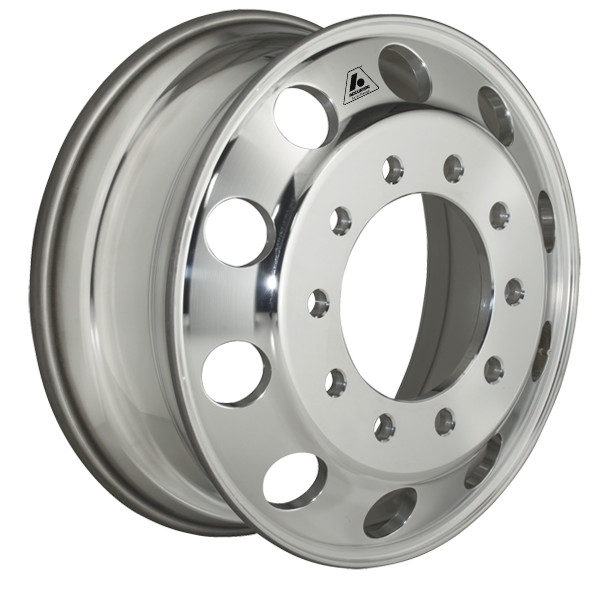 Accuride introduces aluminum wheels that reduce flange wear