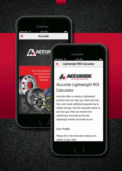 Accuride Releases ROI Calculator and Updates Wheels Catalog