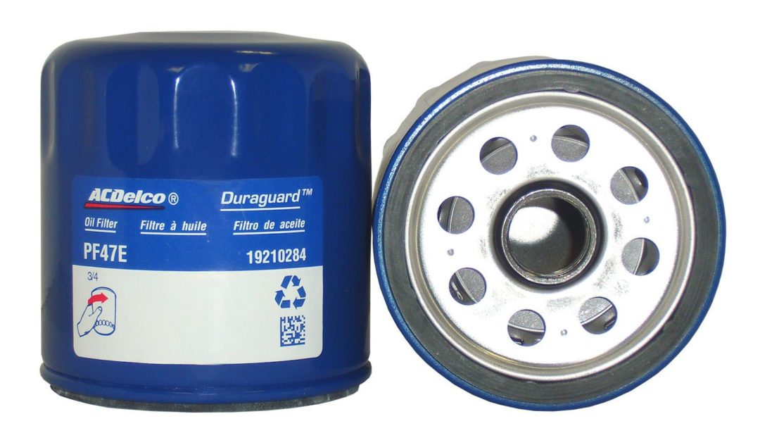 ACDelco Adds 52 New Oil Filters to Professional Line