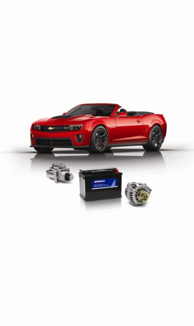 ACDelco flexes muscle at AAPEX booth