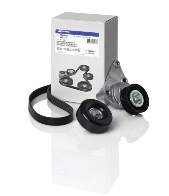 ACDelco has new accessory belt drive kit
