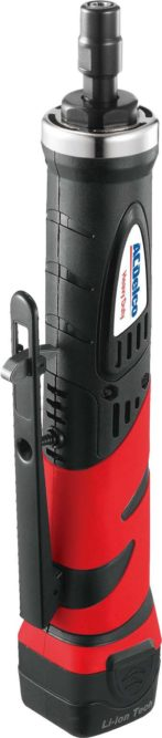 ACDelco introduces Li-ion 12V die grinders