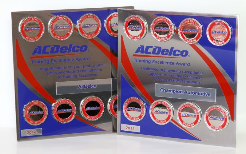 ACDelco launches training recognition program for technicians