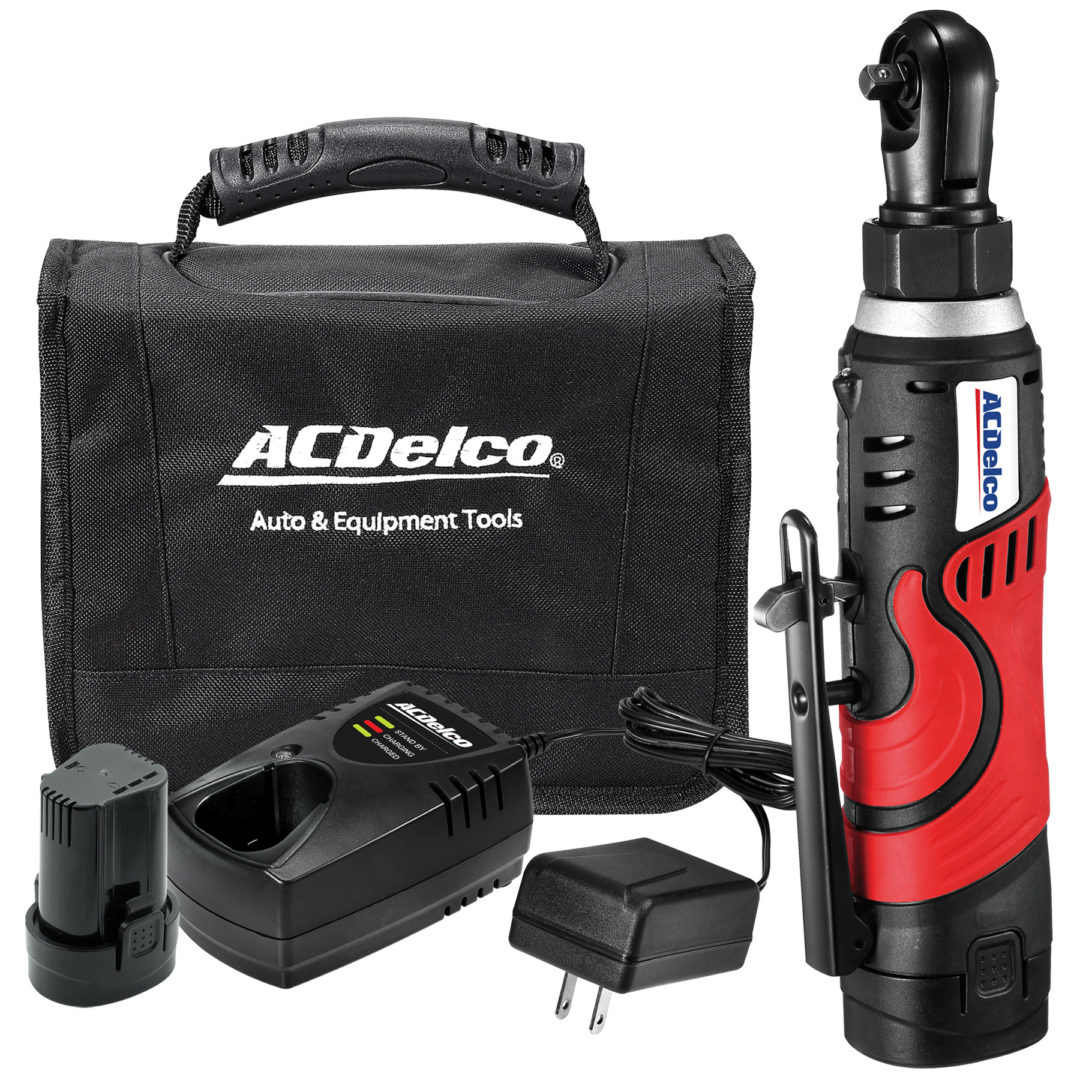 ACDelco unveils its lightest and smallest compact ratchet wrench