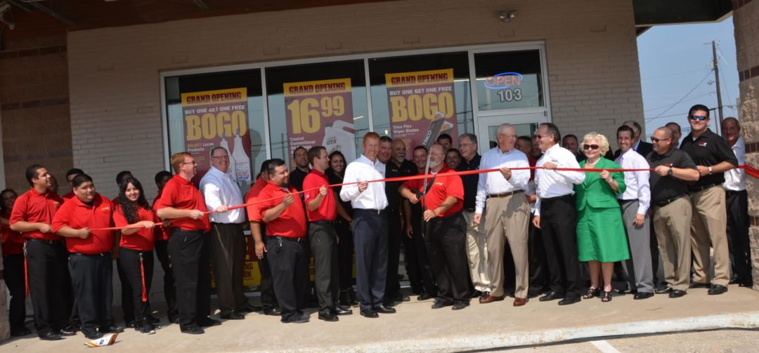 Advance Auto Parts opens its first store in the Dallas market