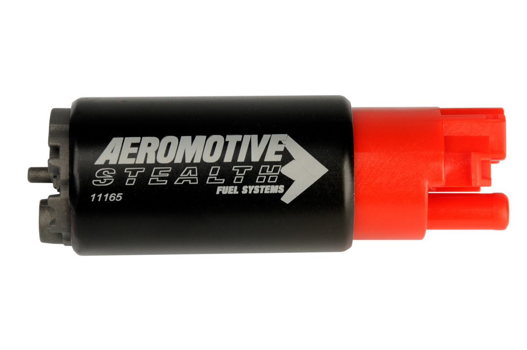 Aeromotive offers 325 Stealth fuel pump