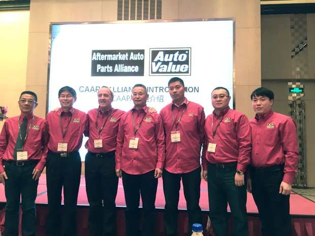 Aftermarket Auto Parts Alliance goes global with new partners in China