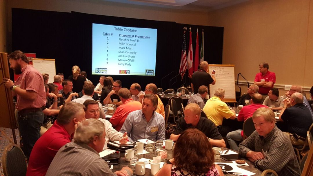 Aftermarket Auto Parts Alliance holds annual forum