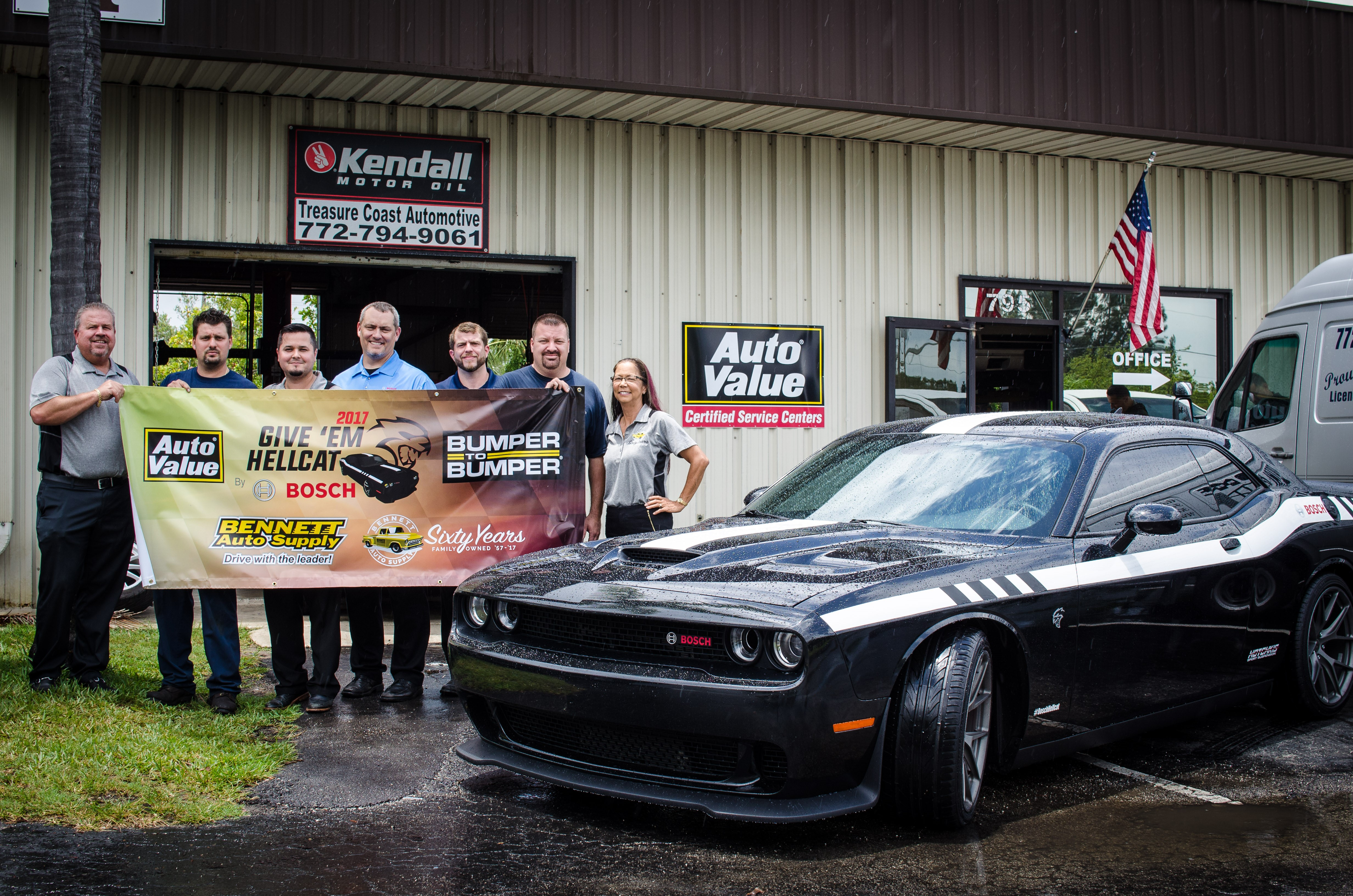 Aftermarket Auto Parts Alliance Names Sweepstakes Winner