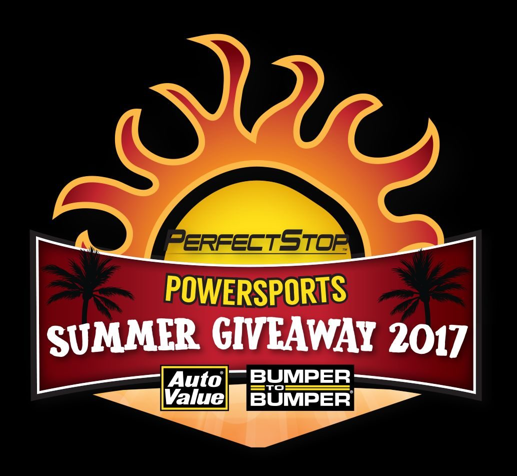 Aftermarket Auto Parts Alliance Turns up the Heat with Perfect Stop Powersports Summer Giveaway