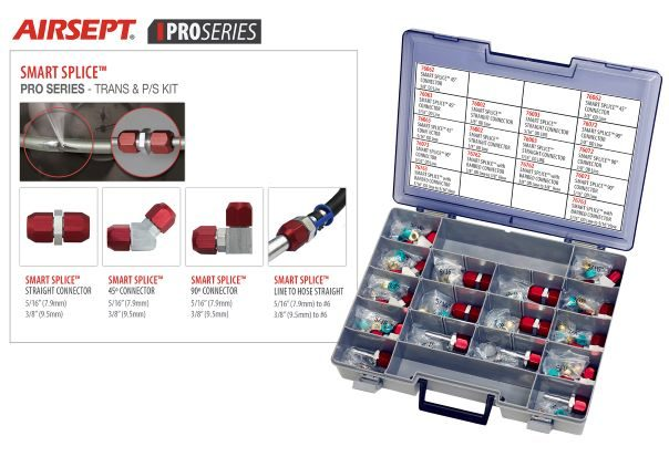 AirSept Adds Smart Splice for Transmission and Power Steering Service