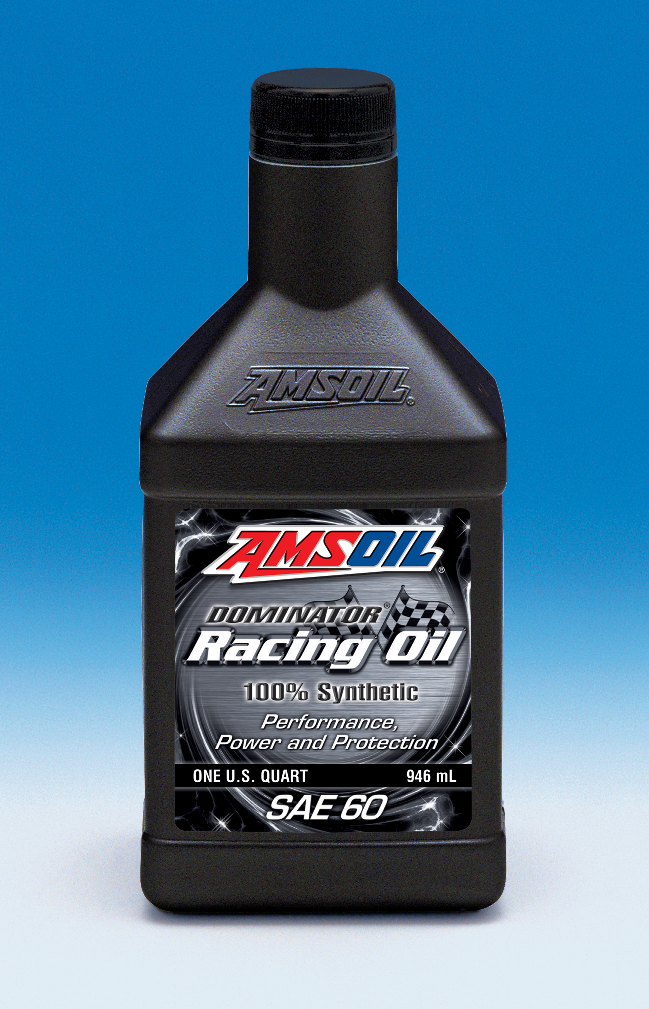 AMSOIL adds Dominator SAE 60 to its premium racing oil series