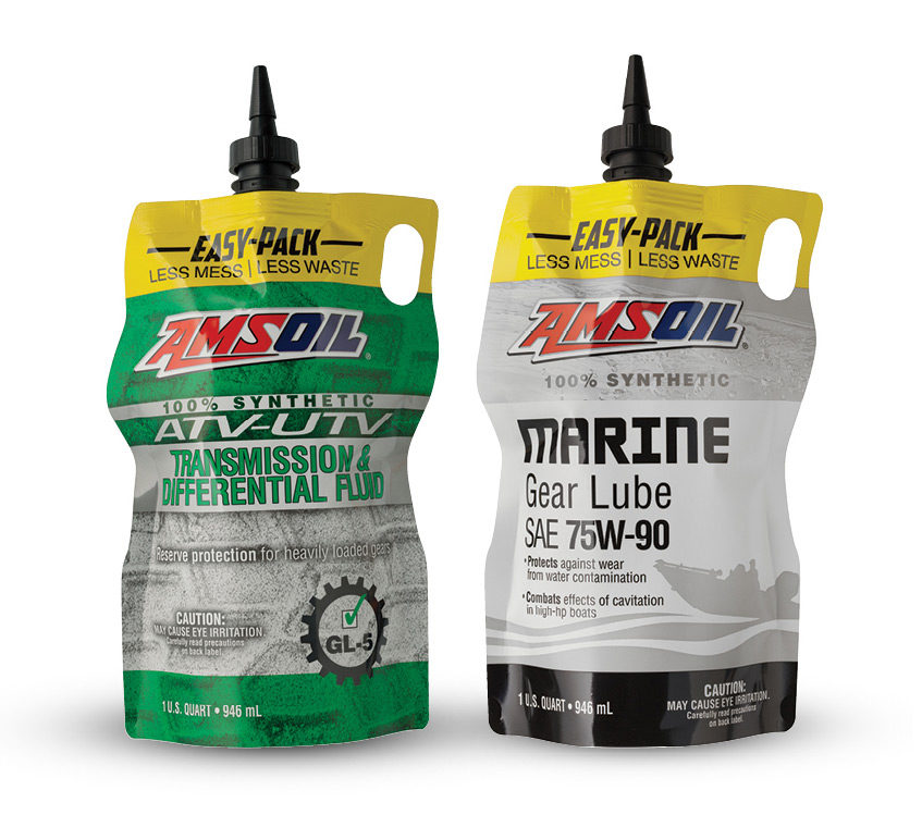 Amsoil Expands Articles Available in 'Easy-Pack' Packaging