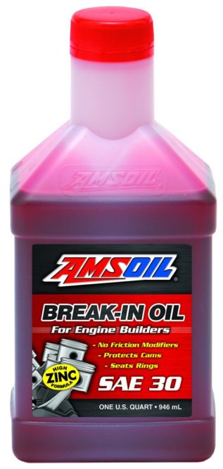 AMSOIL introduces new Break‐In Oil