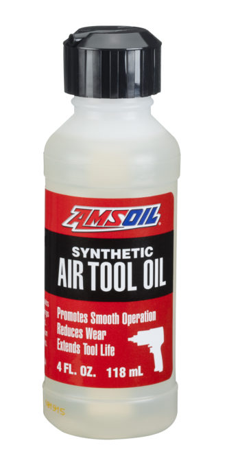AMSOIL Offers Synthetic Oil for Pneumatic Equipment