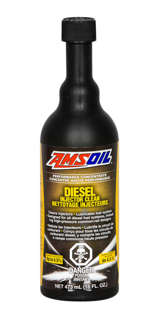 Amsoil's premium diesel additive now comes in single-use package size