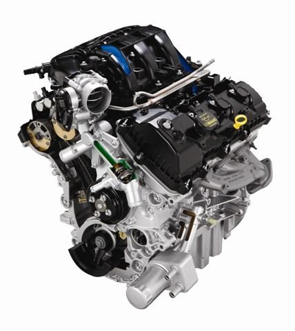 An inside look at Ford's All-New F-150 power train lineup