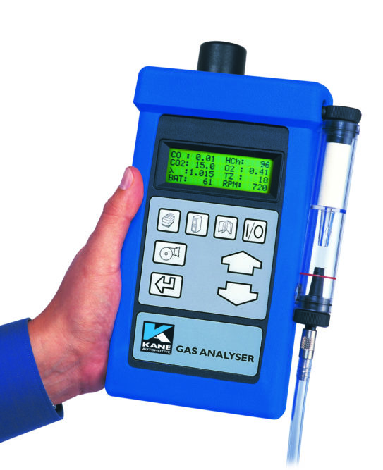 ANSED offers updated Exhaust Gas Diagnostics Kit with Bluetooth