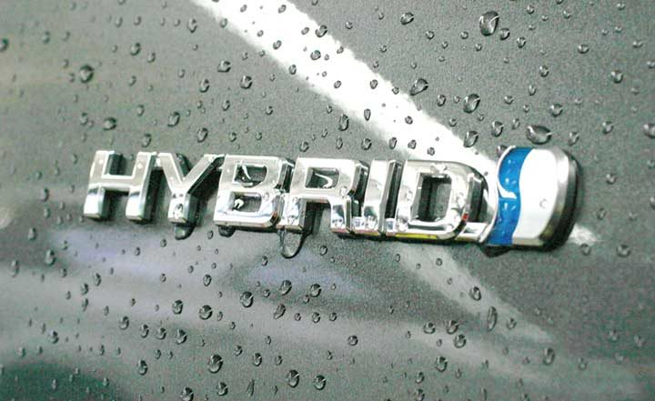 Are you ready for hybrids?
