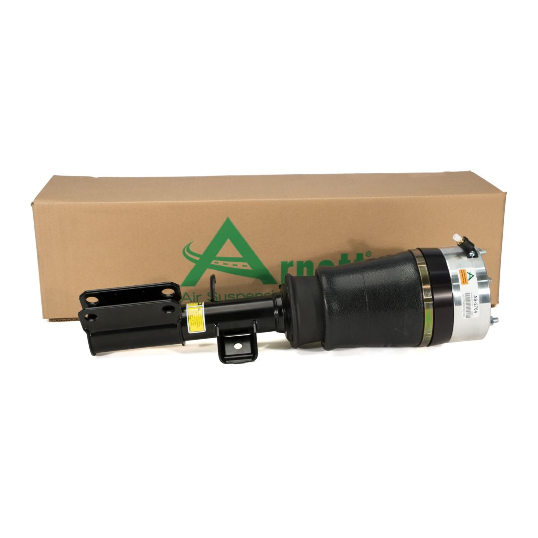 Arnott adds air suspension struts for BMW with four-corner air leveling