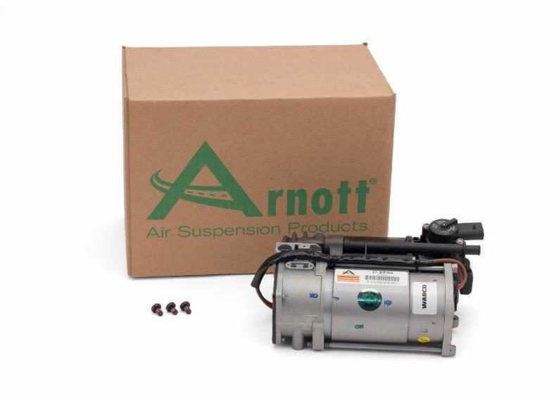 Arnott Introduces Air Suspension Compressors for BMWs