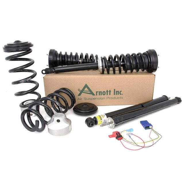 Arnott introduces Mercedes-Benz coil spring conversion kit