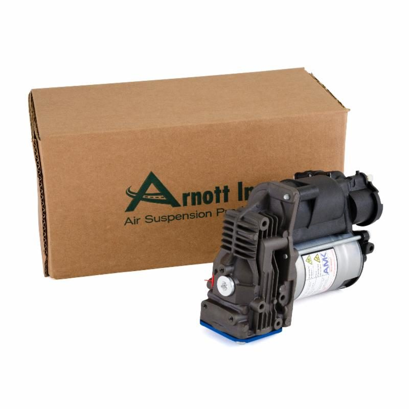 Arnott releases air suspension compressor for BMWs