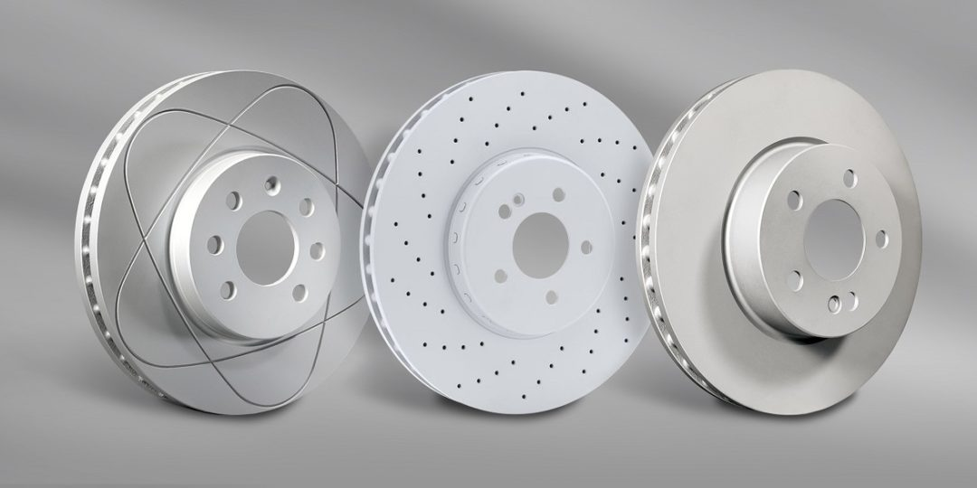 ATE Rotors Are Designed to Match Original Disc Brake Requirements