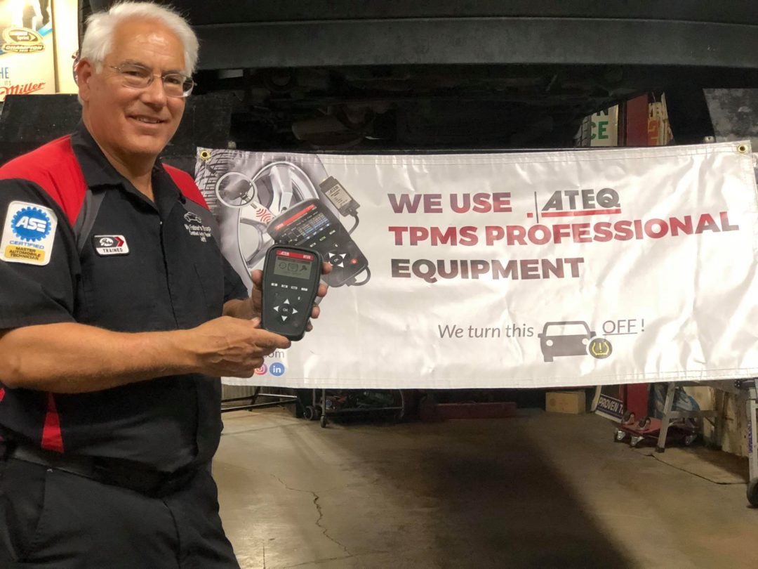 Ateq to Give Away TPMS Tools in Facebook Contest