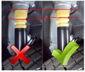 Audi May Have Improperly Seated Bump Stop