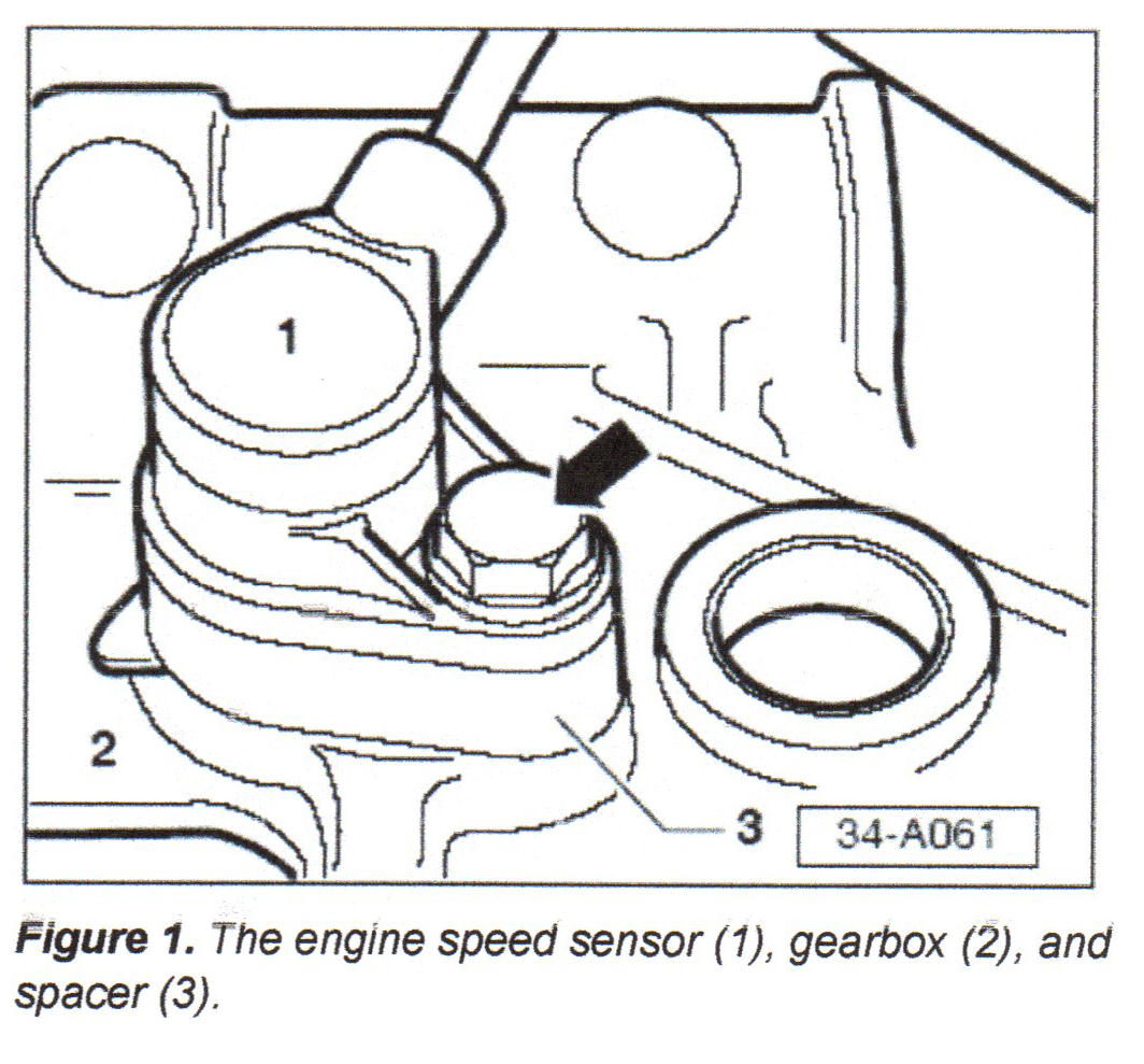 Audi spacer may cause misfires