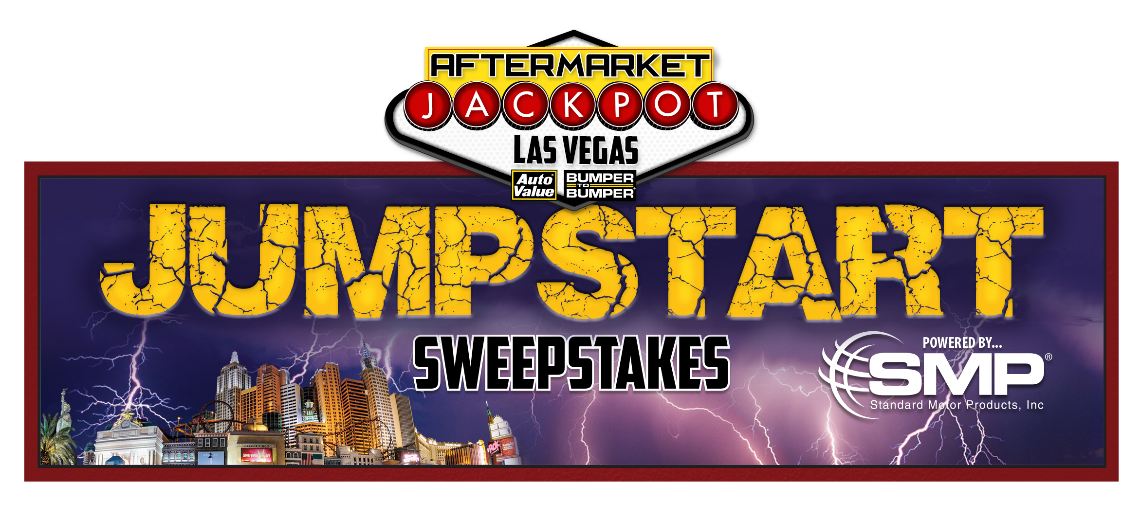 Auto Value & Bumper to Bumper Gear Up for Aftermarket Jackpot Jumpstart Sweepstakes