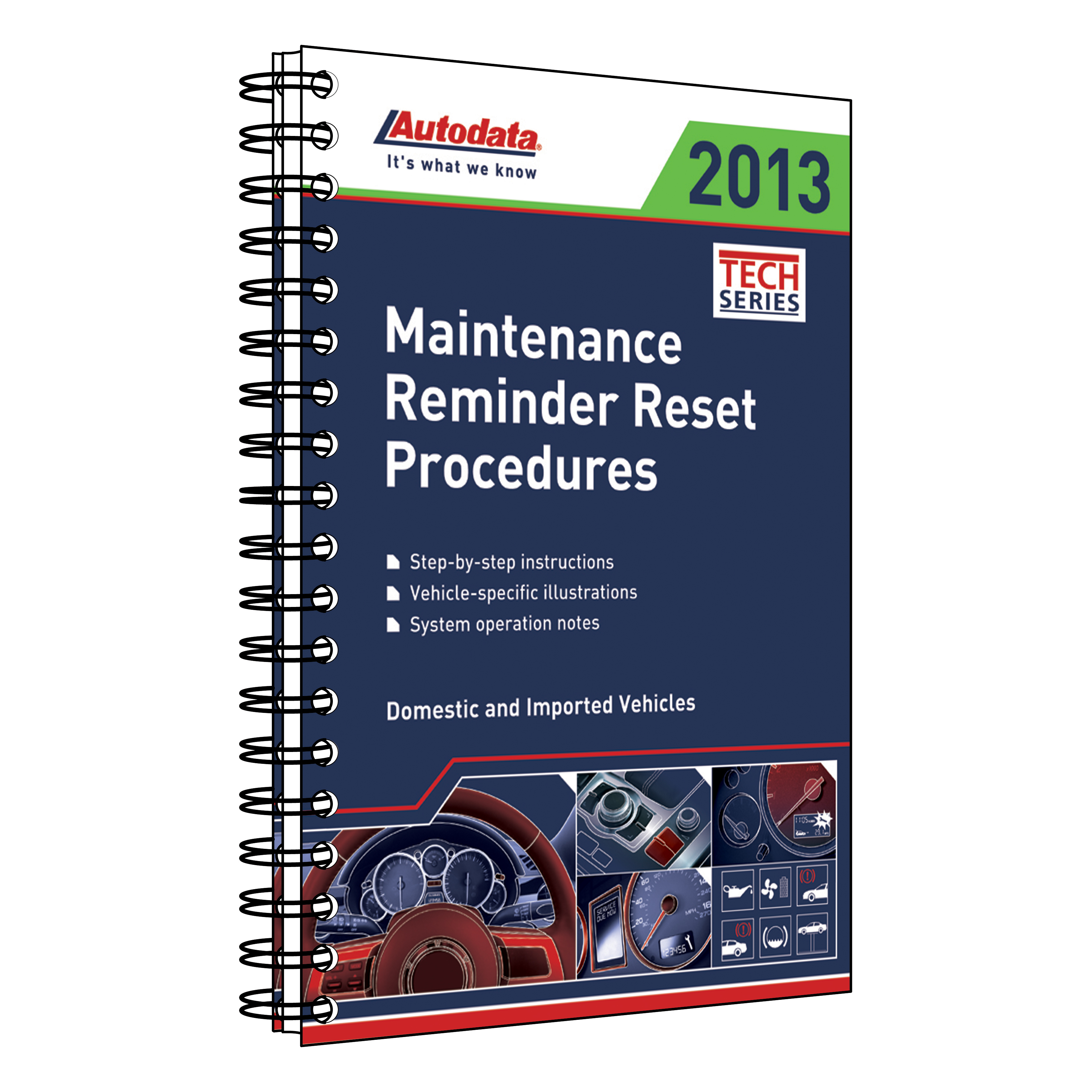Autodata releases new maintenance reminder reset manual for 2013