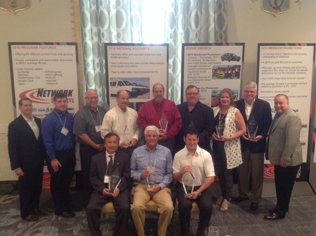 Automotive Distribution Network Names Spectra Premium Its Vendor of the Year