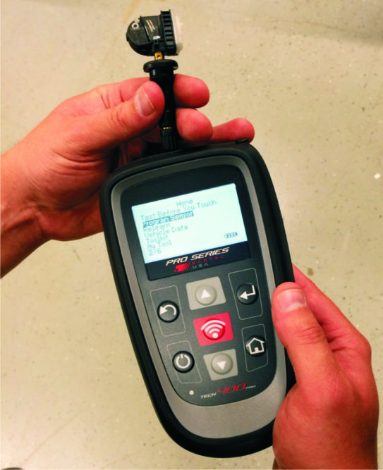 Bartec adds programming capability to TPMS software