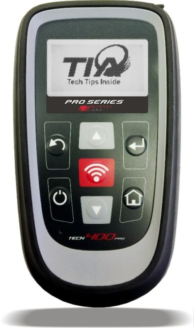 Bartec Releases TPMS Software Update
