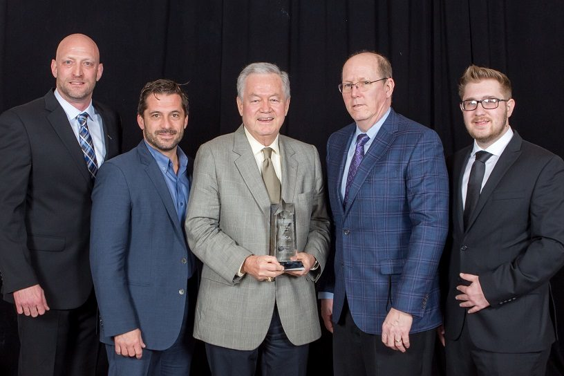 BCA Bearings Receives Lone Star Award from Aftermarket Auto Parts Alliance