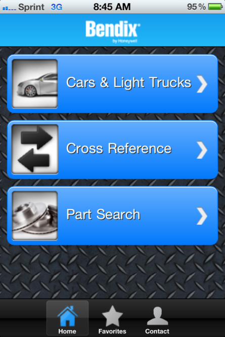 Bendix catalog app is now available